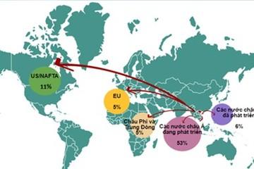 45% doanh nghiệp lớn Việt Nam muốn đầu tư ra nước ngoài