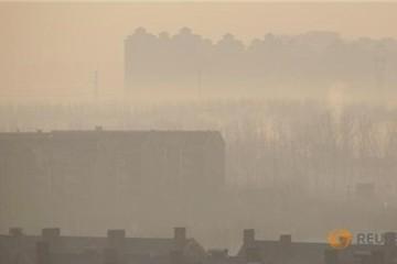 Trung Quốc: ô nhiễm đến mức máy bay không thể cất cánh