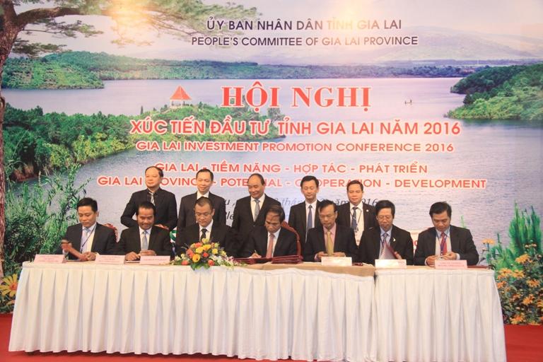 DLG kí kết ghi nhớ đầu tư khu đô thị hành chính 2.120 tỷ đồng tại Chư Sê Gia Lai