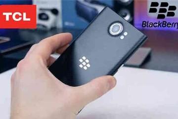 Điện thoại BlackBerry sẽ do công ty Trung Quốc bán độc quyền