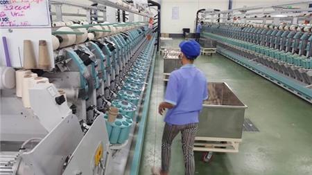 Vinatex đổ gần 3.500 tỷ đồng đầu tư vào ngành sợi và dệt nhuộm
