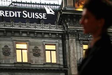 Credit Suisse đối mặt khoản phạt 5-7 tỷ USD từ Mỹ
