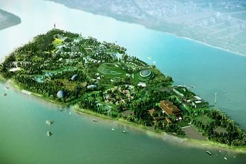 TP HCM sẽ có cáp treo từ công viên Lịch sử - Văn hóa Dân tộc sang cù lao Bà Sang