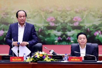 Thủ tướng Chính phủ yêu cầu Bộ Tài nguyên và Môi trường giải trình, làm rõ thêm 7 vấn đề