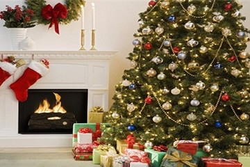 Nguồn gốc của cây trang trí Giáng sinh
