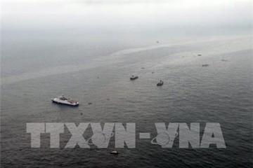 Vụ tai nạn máy bay quân sự Nga: Đã tìm thấy thân máy bay quân sự Tu-154