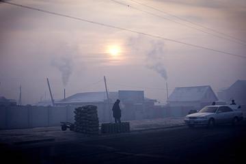 Mông Cổ là nơi ô nhiễm không khí nhất thế giới