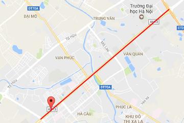 Duyệt thiết kế đô thị hai bên tuyến đường Nguyễn Trãi - Trần Phú - Quang Trung