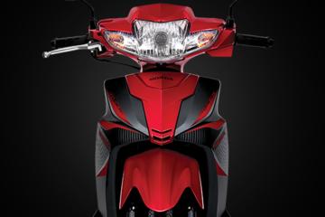 Honda Blade 110 phiên bản mới giá từ 18,6 triệu đồng
