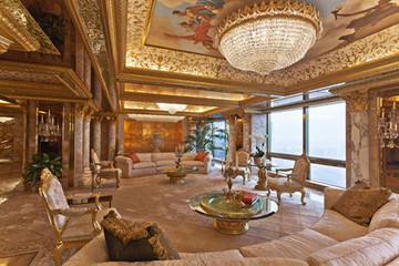 Đến thăm nhà của những người siêu giàu trên thế giới