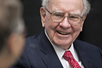 Ba điều giúp Warren Buffett bỏ túi 12 tỷ USD trong năm 2016