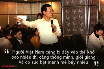 CEO Viettel: Dùng yếu điểm của người Việt để thắng những đối thủ hàng đầu thế giới