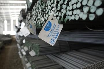 HPG: Sản lượng bán hàng thép xây dựng lần đầu tiên cán mốc trên 223.000 tấn/tháng