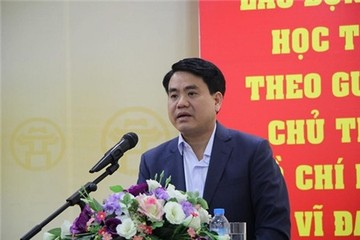 Chủ tịch Nguyễn Đức Chung: Hà Nội đang trả giá vì