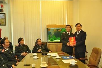 Ông Nguyễn Ngọc Tuấn làm Chánh Thanh tra Bộ Xây dựng