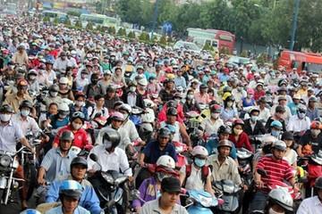 Đến năm 2025, Việt Nam sẽ có 100 triệu dân