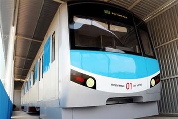 TP.HCM: Giá vé metro được đề xuất là 15.000 đồng/lượt