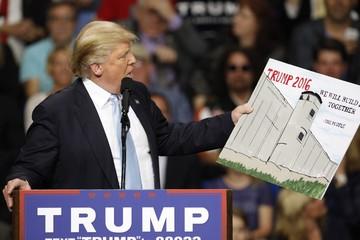 Trump: Mexico sẽ trả tiền xây biên giới cho Mỹ