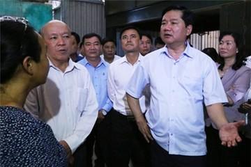 TP HCM muốn quy hoạch 3 huyện thành quận