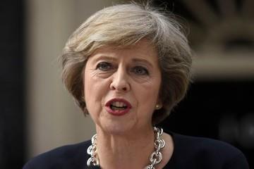 Đồng bảng Anh giảm mạnh sau phát biểu của Thủ tướng Theresa May