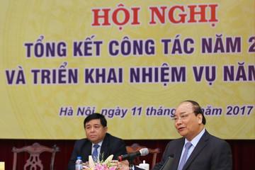 Thủ tướng đặt ra bài toán lớn cho Bộ Kế hoạch và Đầu tư