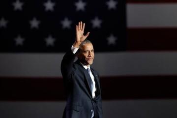 Những câu nói ấn tượng nhất của Tổng thống Obama trong bài phát biểu chia tay