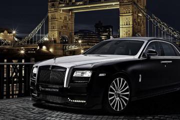 Rolls-Royce đạt doanh số bán hàng cao thứ hai trong lịch sử 113 năm