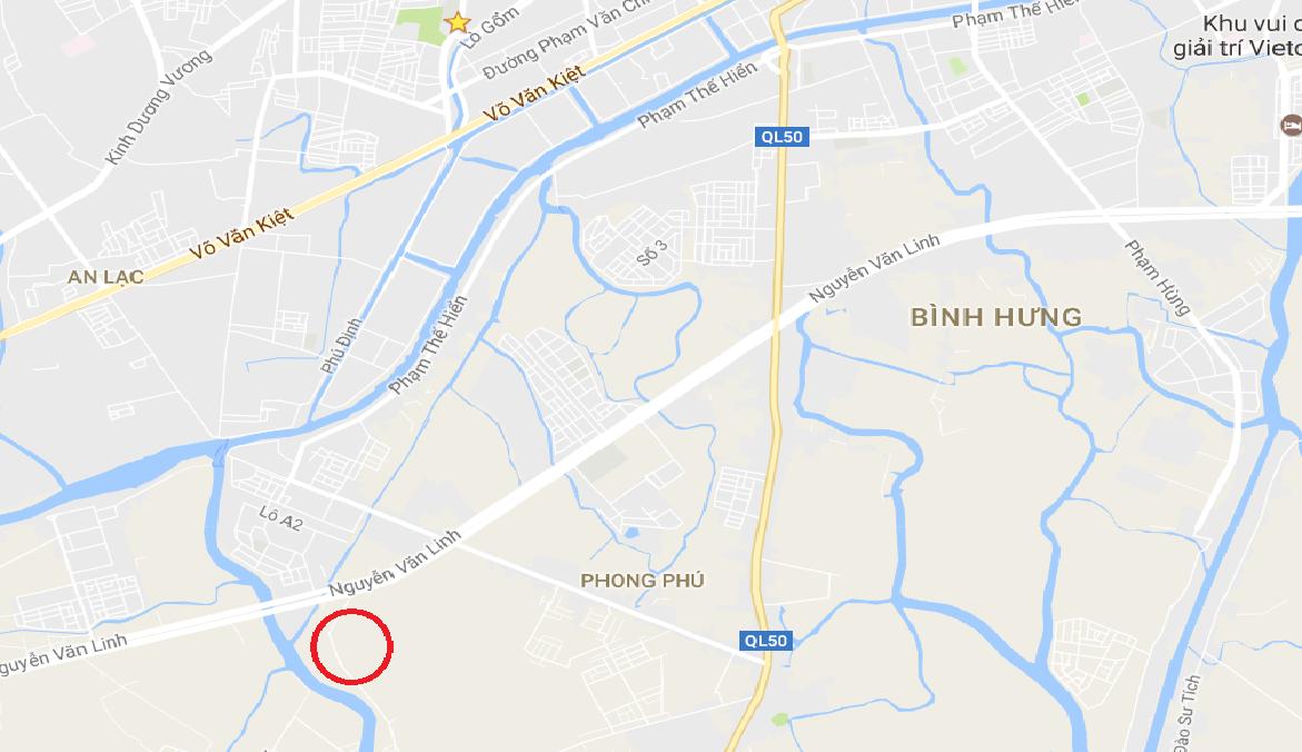 Di dời chợ hóa chất Kim Biên về khu Nam TP HCM