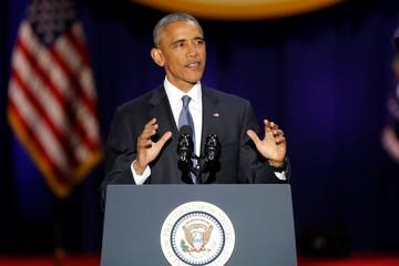 Toàn văn phát biểu chia tay của Obama