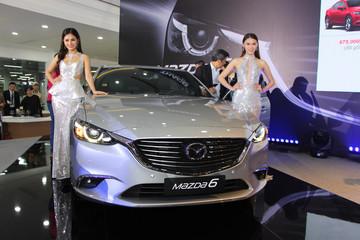 Mazda6 2017 giá cao nhất 1,175 tỷ đồng tại Việt Nam