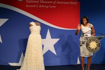 Các đệ nhất phu nhân Mỹ mặc gì trong lễ nhậm chức Tổng thống của chồng?