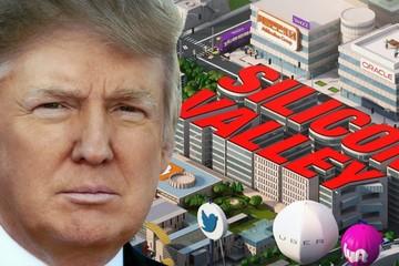 Ông Trump trực tiếp tới Thung lũng Silicon tuyển người