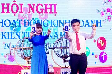 Đồng Nai ra mắt vé số mua 1 trúng 70