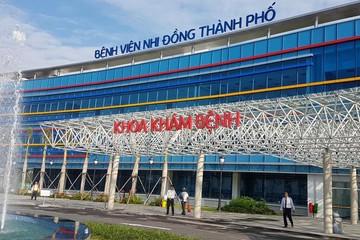 Huyện Bình Chánh có Bệnh viện Nhi đồng 4.500 tỷ đồng hiện đại nhất phía Nam