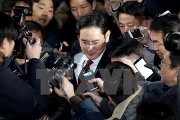 Hàn Quốc đề nghị ra lệnh bắt giữ lãnh đạo tập đoàn Samsung