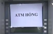 Hà Nội: Hàng loạt cây ATM ngừng hoạt động trước Tết