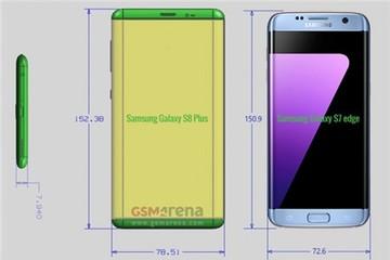 Galaxy S8 lên kệ tháng 4, giá 849 USD