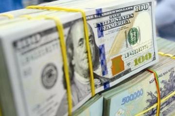 Tỷ giá trung tâm phá đỉnh cũ tăng lên 22.193 đồng/USD