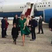 [Ảnh] Gia đình ông Trump tới Washington, chuẩn bị cho lễ Nhậm chức