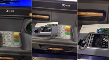 Lật tẩy chiêu trò đánh cắp tiền từ ATM ở TP.HCM