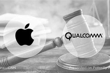 Apple kiện Qualcomm, đòi 1 tỷ USD