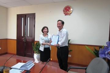 Thủ tướng kỷ luật ông Vũ Huy Hoàng và bà Hồ Thị Kim Thoa