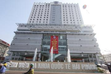 Đầu tư 104 triệu USD xây dựng bệnh viện đa khoa Hải Phòng