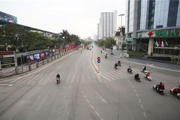 Hà Nội ngày 30 Tết