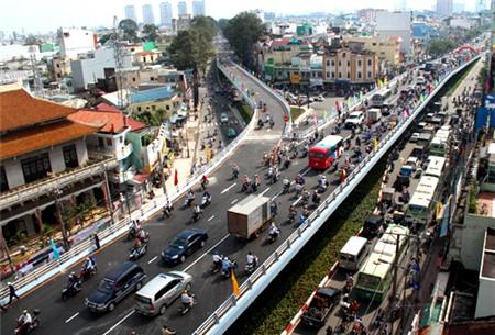 5 công trình giao thông TP HCM kỳ vọng năm 2017
