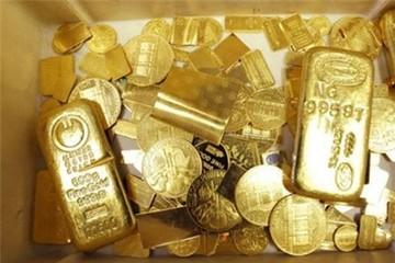 Vàng tăng giá, tiến sát 1.200 USD
