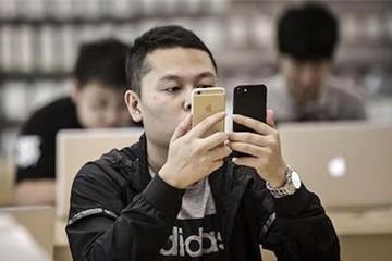 iPhone không còn là smartphone ăn khách nhất Trung Quốc