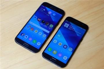 Bộ đôi Samsung Galaxy A 2017 về Việt Nam