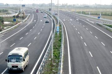 Cuối năm 2017 sẽ hoàn thành mở rộng 6 làn xe tuyến Pháp Vân- Cầu Giẽ