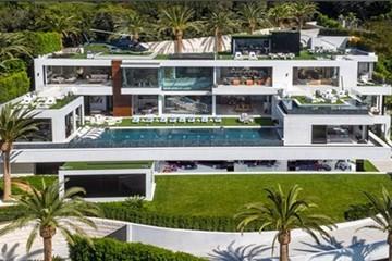 Người làm thuê đi Rolls-Royce ở biệt thự đắt nhất nước Mỹ